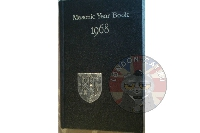 Ежегодник 1968 Masonic Year Book